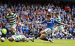 Kyle Lafferty scores goal no 3 for Rangers