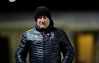 Lincoln City's assistant manager David Kerslake<br /> <br /> Photographer Chris Vaughan/CameraSport<br /> <br /> The EFL Sky Bet League One - Lincoln City v Milton Keynes Dons - Tuesday 11th February 2020 - LNER Stadium - Lincoln<br /> <br /> World Copyright © 2020 CameraSport. All rights reserved. 43 Linden Ave. Countesthorpe. Leicester. England. LE8 5PG - Tel: +44 (0) 116 277 4147 - admin@camerasport.com - www.camerasport.com