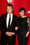 LOS ANGELES, CA - FEB 10: James McCartney; Jade Nazareth at the 2012 MusiCares Person of the Year Tribute To Paul McCartney at the LA Convention Center on February 10, 2012 in Los Angeles, California