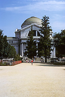 Washington D.C. : Museum of Natural History. Photo '85.