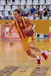 Catalunya vs Montenegro: 83-57.<br /> Queralt Casas.