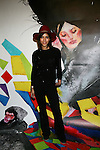 Model & Fashion Blogger Christina Caradona Attends alice+olivia by Stacey Bendet & David Choe Present a Night of Fashion and Art at 450 West 14th Street, NY