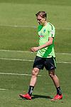 09.05.2018, Trainingsgelaende, Bremen, GER, 1.FBL, Training SV Werder Bremen<br /> <br /> im Bild<br /> Ludwig Augustinsson (Werder Bremen #05) bei individuellem Training,  <br /> <br /> Foto &copy; nordphoto / Ewert