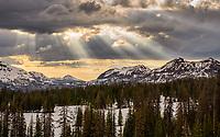 Uinta Mountains, Utah  June