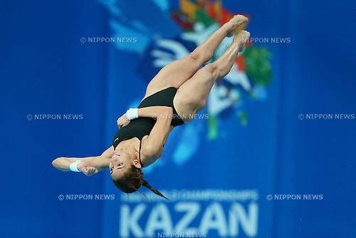 Paola Espinosa (MEX), JULY 29, 2015 - Diving : 16th FINA World Championships Kazan 2015 Women's 10m Platform Preliminary at Aquatics Palace in Kazan, Russia. (Photo by Yohei Osada/AFLO SPORT)
