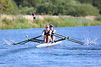 Race: 28  W.2x (Band 2)  Heat 1<br /> <br /> Peterborough Summer Regatta 2018 - Saturday<br /> <br /> To purchase this photo, or to see pricing information for Prints and Downloads, click the blue 'Add to Cart' button at the top-right of the page.