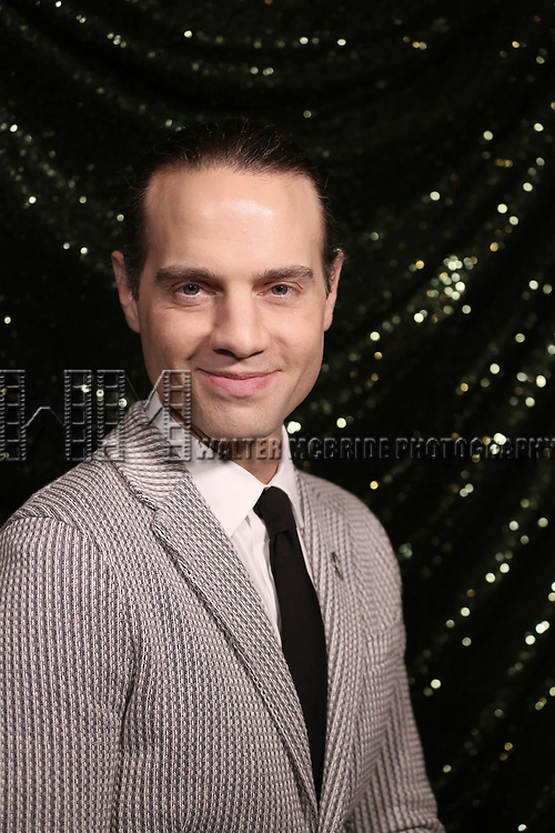 Jordan Roth attends the 2017 Tony Awards Meet The Nominees Press Junket at the Sofitel Hotel on May 3, 2017 in New York City.