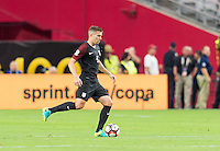 Glendale, AZ - Saturday June 25, 2016: Matt Besler during a Copa America Centenario third place match match between United States (USA) and Colombia (COL) at University of Phoenix Stadium.