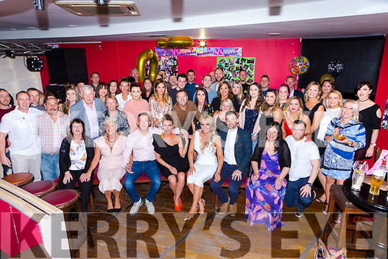 Amanda Keane, and Yvonne O'Leary Killarney celebrated their 30th birthdays with their family and friends in the KTown bar on Saturday night