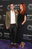 "LOS ANGELES - MAY 18:  Trevor Einhorn, wife at the 2017 PaleyLive LA - ""Dirty Dancing: The New ABC Musical Event"" Premiere Screening And Conversation at the Paley Center for Media on May 18, 2017 in Beverly Hills, CA"