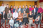 BABY JOY: Raymond and Esther Cronin (both seated centre) who had their little boy Jack christened last Saturday in St Brigid's Church, Duagh by Fr Pat Moore and celebrated after with family in the River Island Hotel, Castleisland.