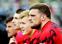 Wales v Australia. Day one of the 2018 HSBC World Sevens Series Hamilton at FMG Stadium in Hamilton, New Zealand on Saturday, 3 February 2018. Photo: Dave Lintott / lintottphoto.co.nz