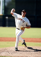 Mitch Lively / San Francisco Giants 2008 Instructional League..Photo by:  Bill Mitchell/Four Seam Images