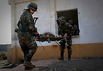 Training a Light Infantry unit for its missions in Afghanistan./// Entrenamiento de una unidad de Infanteria Ligera para sus misiones en Afganistan