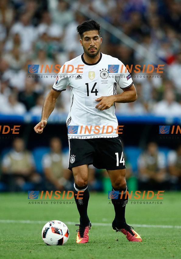 Emre Can (Germany) <br /> Marseille 07-07-2016 Stade Velodrome Football Euro2016 Germany - France / Germania - Francia Semi-finals / Semifinali <br /> Foto Matteo Ciambelli / Insidefoto