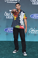 17 November 2019 - Las Vegas, NV - Arlin ray. 2019 Soul Train Awards Red Carpet Arrivals at Orleans Arena. Photo Credit: MJT/AdMedia