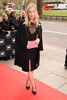 Laura Whitmore arriving for TRIC Awards 2018 at the Grosvenor House Hotel, London, UK. <br /> 13 March  2018<br /> Picture: Steve Vas/Featureflash/SilverHub 0208 004 5359 sales@silverhubmedia.com