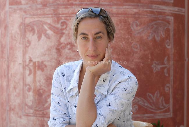 Judith Hermann, Aix en Provence, 2011.
