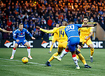 10.11.2019: Livingston v Rangers: Alfredo Morelos scores for Rangers