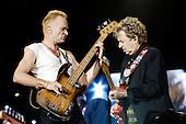 Sep 08, 2007: THE POLICE - Reunion Tour at Twickenham Stadium UK