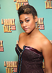 Ariana DeBose attends the Broadway Opening Night After Party for 'A Bronx Tale' at The Marriot Marquis Hotel on December 1, 2016 in New York City.