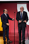 Donald Sutherland receive the donostia award during the 67th San Sebastian Donostia International Film Festival - Zinemaldia.September 26,2019.(ALTERPHOTOS/Yurena Paniagua)