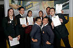 ASB College Sport Young Sportperson of the Year Awards 2007 held at Eden Park on November 15th, 2007.