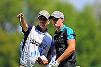 Laurie Canter (ENG) during the first round of the Lyoness Open powered by Organic+ played at Diamond Country Club, Atzenbrugg, Austria. 8-11 June 2017.<br /> 08/06/2017.<br /> Picture: Golffile | Phil Inglis<br /> <br /> <br /> All photo usage must carry mandatory copyright credit (&copy; Golffile | Phil Inglis)