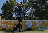 Andrew Curlewis (RSA) off the second tee during the practice day ahead of the Tshwane Open 2015 at the Pretoria Country Club, Waterkloof, Pretoria, South Africa. Picture:  David Lloyd / www.golffile.ie. 10/03/2015