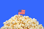 Stock Photo of Popcorn