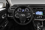 Car pictures of steering wheel view of a 2016 Toyota Avalon XLE Premium 4 Door Sedan Steering Wheel