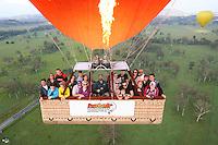 20160110 January 10 Hot Air Balloon Gold Coast