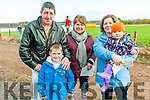 Listowel Coursing: Attending Listowel Coursing over the weekend  were Brendan & Brandon Kelliher, Eileen Kelly & Ciara & Emily Nolan, Listowel.
