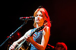Axelle Red en concert au Brussels Summer Festival