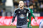 Celta de Vigo's John Guidetti celebrates goal during La Liga match. January 28,2017. (ALTERPHOTOS/Acero)
