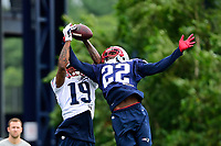 NFL 2017: Patriots Training Camp JUL 27