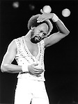 EARTH WIND & FIRE 1979 Maurice White.© Chris Walter.
