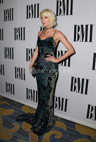 BEVERLY HILLS, CA - MAY 10: Taylor Swift attends the 64th Annual BMI Pop Awards held at the Beverly Wilshire Four Seasons Hotel on May 10, 2016 in Beverly Hills, California.Credit: AMP/MediaPunch.