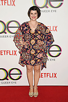 WEST HOLLYWOOD, CA - FEBRUARY 07: Rebekka Johnson attends the premiere of Netflix's 'Queer Eye' Season 1 at Pacific Design Center on February 7, 2018 in West Hollywood, California.<br /> CAP/ROT/TM<br /> &copy;TM/ROT/Capital Pictures