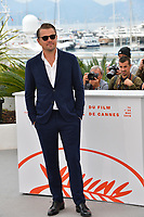 "CANNES, FRANCE. May 22, 2019: Leonardo DiCaprio at the photocall for ""Once Upon a Time in Hollywood"" at the 72nd Festival de Cannes.<br /> Picture: Paul Smith / Featureflash"