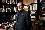 Fiorenzo Facchini, antropologue, paléontologue et prêtre à Bologne.
