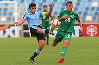 Futbol 2017 Sub17 Sudamericano - Uruguay vs Bolivia
