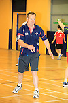 Ollie Maguire<br /> Hand Ball <br /> Picture Fran Caffrey www.newsfile.ie