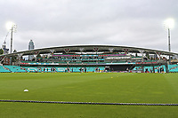 General view of the ground ahead of Surrey vs Essex Eagles, NatWest T20 Blast Cricket at the Kia Oval on 19th July 2017