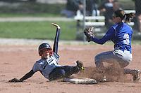 Girls Softball against Princeton 4/23/16