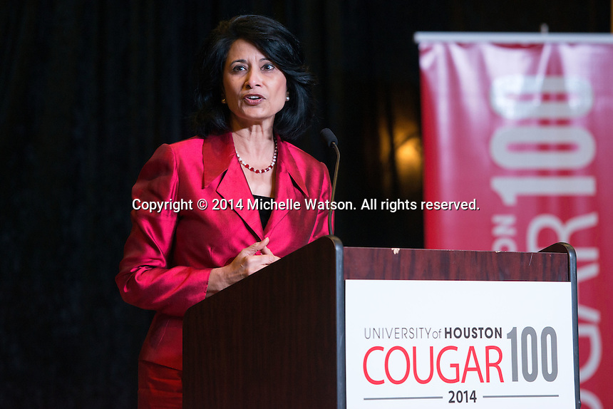 University of Houston Cougar 100 Luncheon