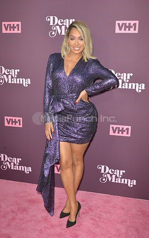"""LOS ANGELES, CA- MAY 03: La La Anthony at the VH1's Third Annual """"Dear Mama: A Love Letter to Moms"""" at the Theatre at ACE Hotel on May 3, 2018 in Los Angeles, California.Credit: Koi Sojer/Snap'N U Photos/Media Punch"""