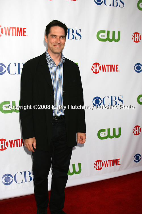 Thomas Gibson  arriving at the CBS TCA Summer 08 Party at Boulevard 3 in Los Angeles, CA on.July 18, 2008.©2008 Kathy Hutchins / Hutchins Photo .