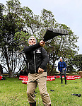Holden New Zealand press conference announcing the Colorado Xtreme concept vehicle. Ambury Farm Park, Mangere Bridge, Auckland, New Zealand, Thursday 9 June 2016. Photo: Simon Watts/www.bwmedia.co.nz