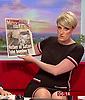 Steph McGovern, BBC Presenter Exposes Underwear